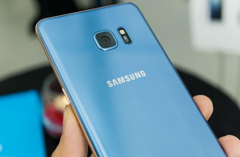 Samsung đổi miễn phí Galaxy S8 cho người dùng Galaxy Note 7