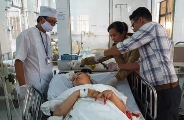 nữ bệnh nhân Phạm Kiều T, 24 tuổi