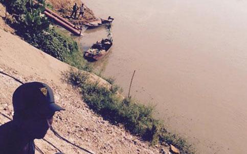 Hai nữ sinh chết đuối vì bị nước cuốn trôi ở khúc sống Lam
