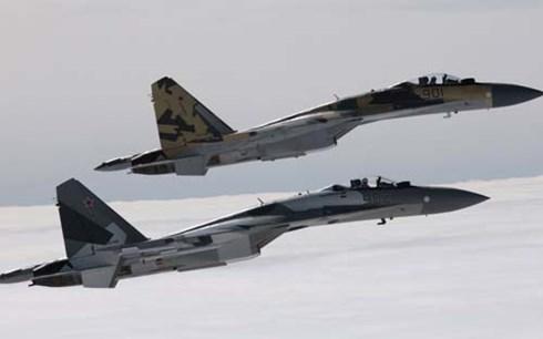 Máy bay chiến đấu Su-35 của Nga 'cháy' đơn hàng