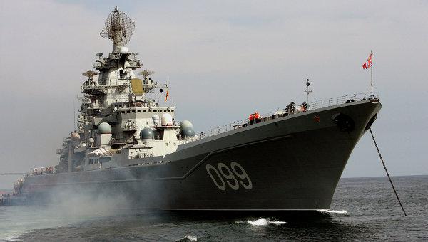 Chiến hạm hạng nặng Pyotr Veliky sẽ có thêm tên lửa siêu âm Zircon