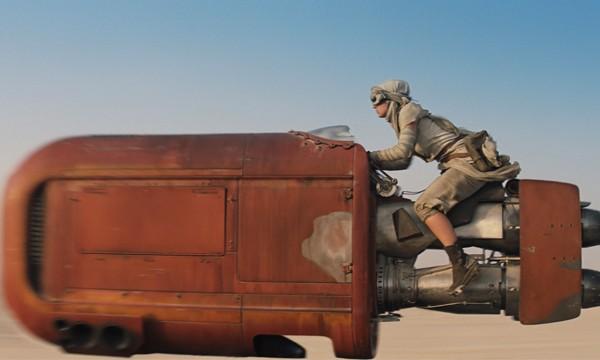 Nhân vật trong Chiến tranh giữa các vì sao 7 bay vù vù trên sa mạc