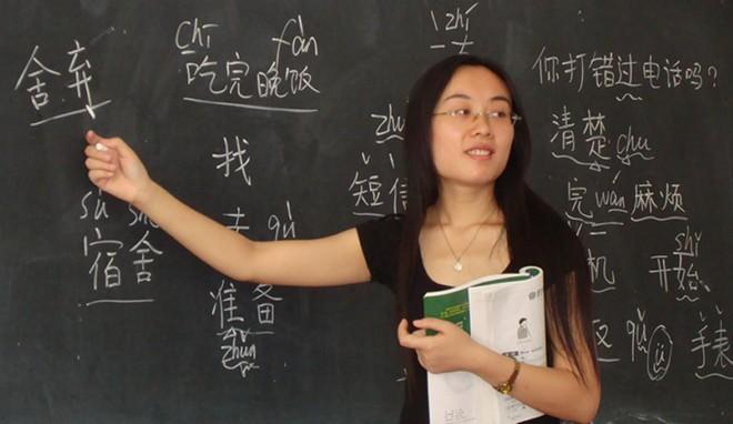 Cô giáo Qin sẽ phải lựa chọn giữa việc phá thai hay mất việc do những bất cập trong chính sách một con của Trung Quốc