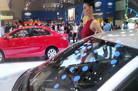 Chính sách ô tô của một số hãng xe đang bắt đầu có sự điều chỉnh vào thời điểm giáp Tết