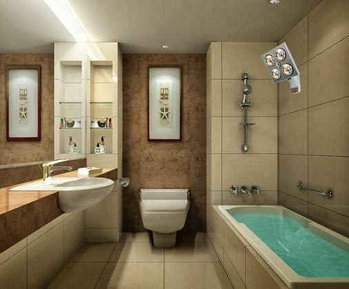 Cách chọn mua đèn sưởi nhà tắm rất cần thiết