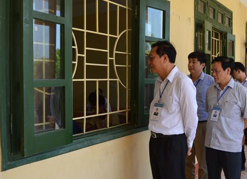 Chốt phương án thi THPT quốc gia 2016 trước Tết Nguyên Đán