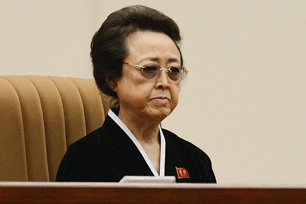 Bà Kim Kyong Hui – cô ruột của Chủ tịch Kim Jong Un đã không xuất hiện trước công chúng kể từ tháng 9/2013