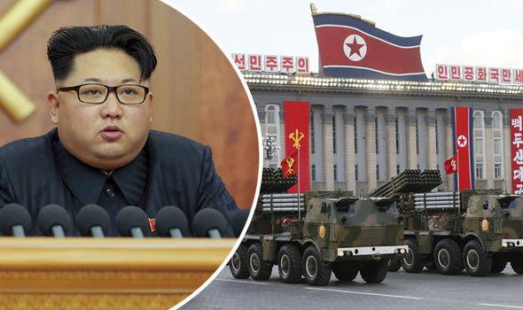 Chủ tịch Triều Tiên Kim Jong Un thường đưa ra lời cảnh báo về những mối đe dọa bên ngoài trong thời gian này