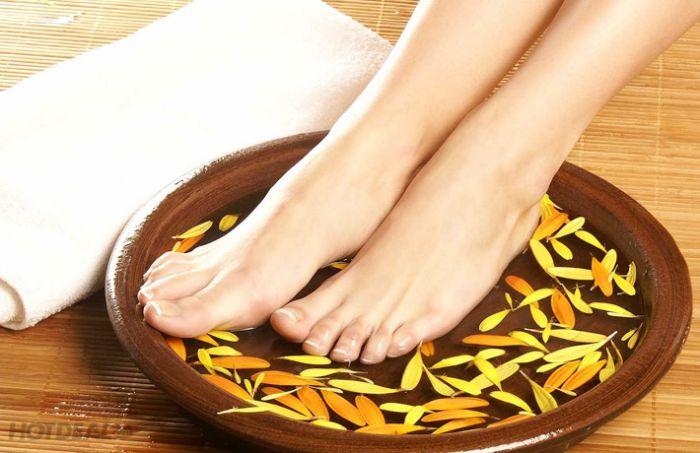 Các bài thuốc ngâm chân cổ truyền vừa có tác dụng chữa yếu sinh lý, vừa giúp tinh thần thư thái, trị mất ngủ