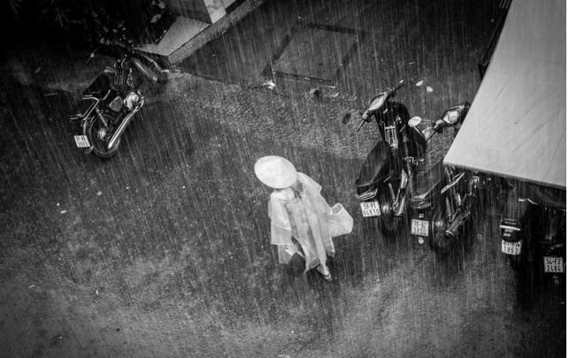 5 bí kíp chụp ảnh ngày mưa gió