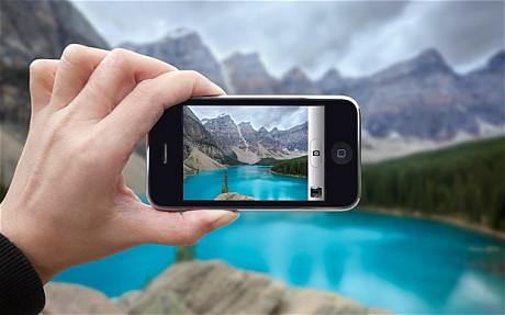 Kỹ thuật chụp ảnh trên Iphone nên chụp nhiều kiểu để có nhiều lựa chọn cho tấm ảnh ưng ý nhất
