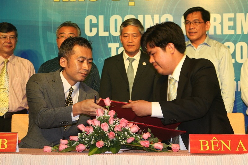 Công ty CP Cơ điện lạnh Đại Việt đã ký kết hợp tác với Công ty TNHH Nakami Việt Nam chuyển giao công nghệ làm mát thông minh.