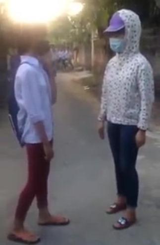 Đoạn video nữ sinh bị đánh hội đồng được quay ở một trường THPT trên địa bàn tỉnh Thanh Hóa