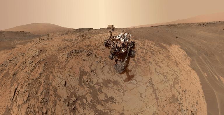 Phân tử CO lý giải câu hỏi Sao Hỏa có sự sống không