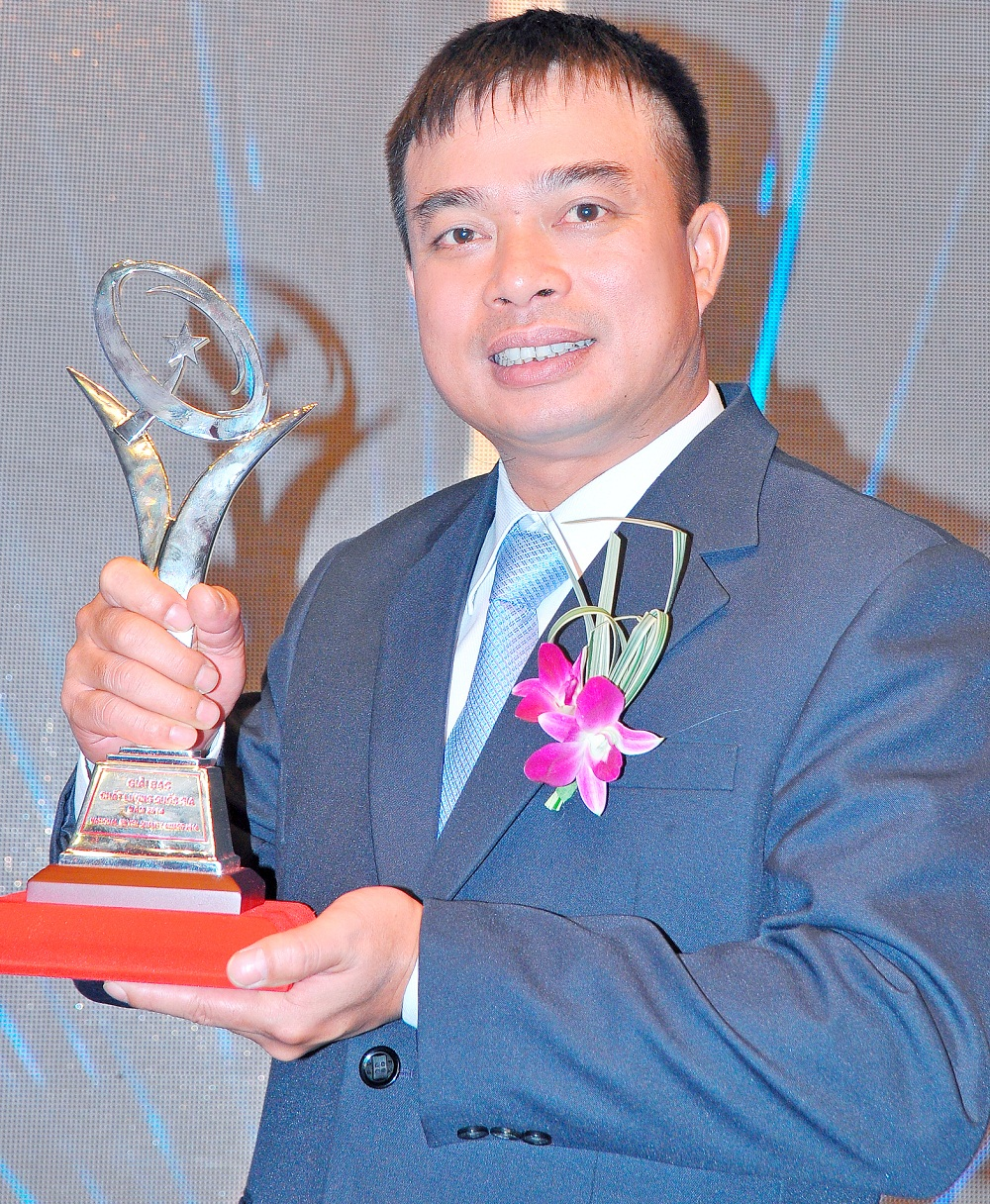 ông Nguyễn Hải Long - Giám đốc Công ty CP Cơ khí Mạo Khê - Vinacomin