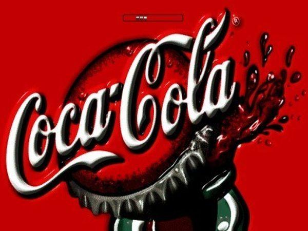 thương hiệu Cocacola