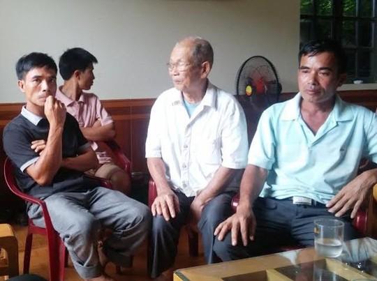 Người dân thôn Tứ Giáp cho biết nguyên nhân dẫn đến vụ việc công an đánh dân là do ông Doan bị ức chế nhiều năm