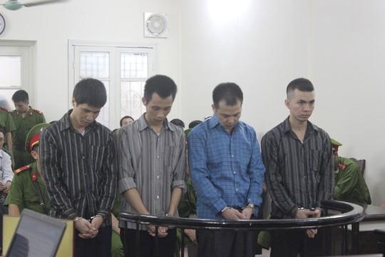 4 cựu công an xã đánh người đã bị xử phạt nghiêm trọng