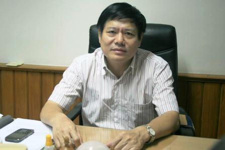 Ông Đỗ Hoài Nam - Vụ trưởng Vụ Thẩm định, đánh giá và giám định công nghệ