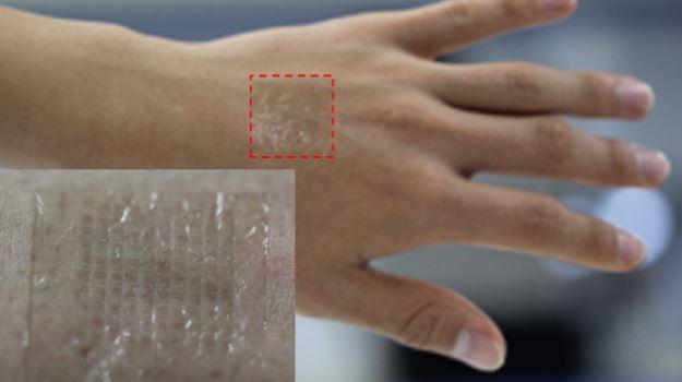 công nghệ da điện tử đã có bước đột phá mới
