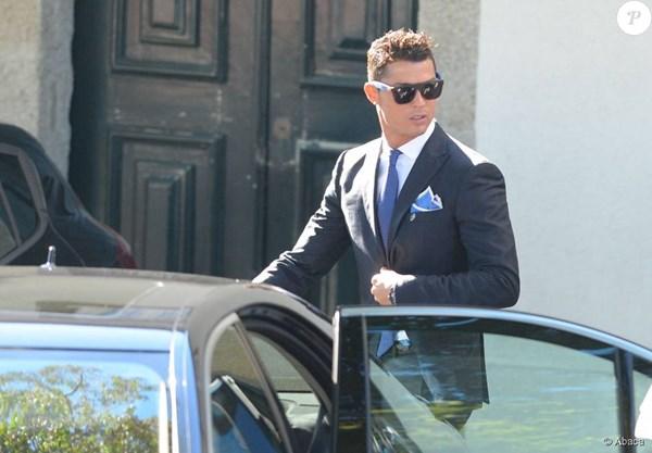 Cristiano Ronaldo dấn thân sang điện ảnh trong một bộ phim của đạo diễn Martin Scorsese