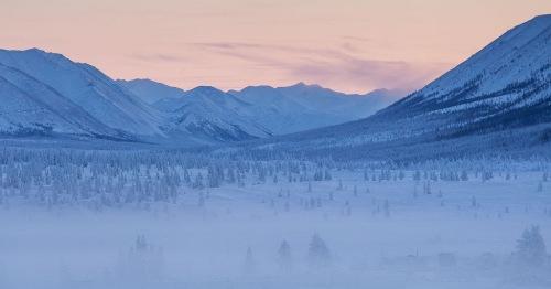 Ngôi làng này quanh năm lạnh giá khiến mọi thứ đều có thể đóng băng. Ảnh: Vietnamnet
