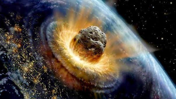 Mặt trăng xảy ra va chạm, trái đất cũng bị ảnh hưởng