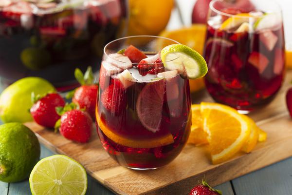 Rượu thơm và đẹp nhưng phải uống đúng cách