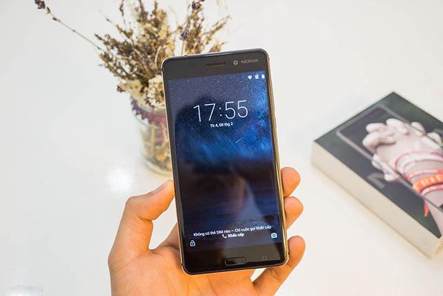 Nokia 6 màn hình 5,5 inch