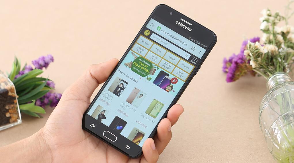 Samsung J7 Prime màn hình 5,5 inch