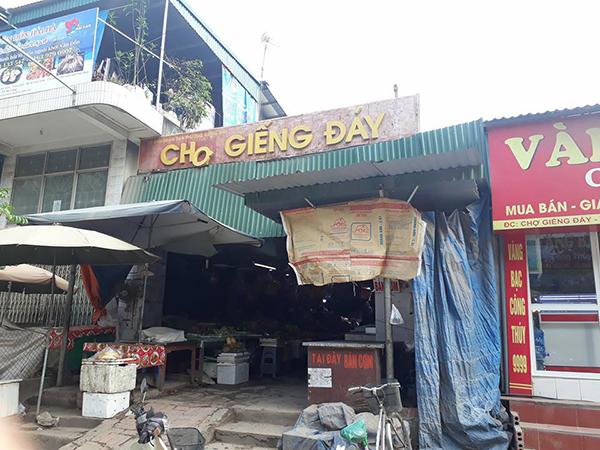 Quảng Ninh: Thực hư chuyện nguồn nước máy có đỉa tại chợ Giếng Đáy