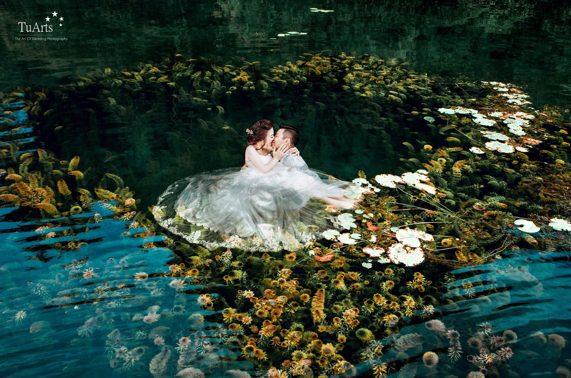 Những địa điểm chụp ảnh cưới xuyên Việt không thể bỏ qua