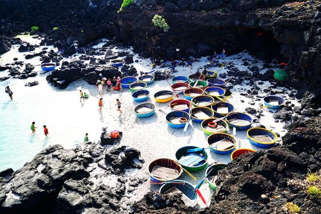 Kinh nghiệm du lịch đảo Lý Sơn giá rẻ