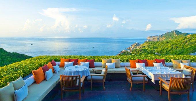 Resort 6 sao đầu tiên ở Việt Nam Amanoi Resort