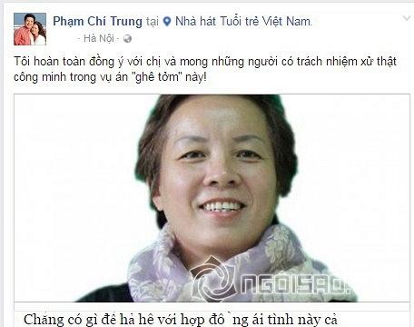 Sao Việt đồng loạt lên tiếng chỉ trích đại gia Cao Toàn Mỹ