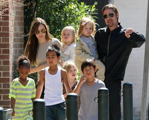 Cận cảnh ngôi biệt thự thuê 2 tỷ của Angelina Jolie