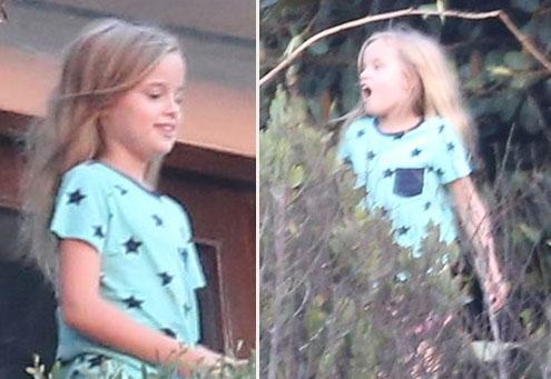 Hình ảnh hiếm hoi về cuộc sống 6 người con của Angelina Jolie và Brad Pitt giữa tâm bão