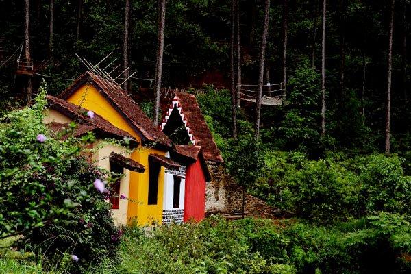 Hút hồn ngôi làng Cù Lần bước ra từ truyện cổ tích ở Đà Lạt - ảnh 3