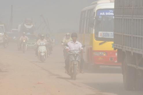 Ô nhiễm môi trường đang 'giết' chết bạn mỗi ngày sau ung thư