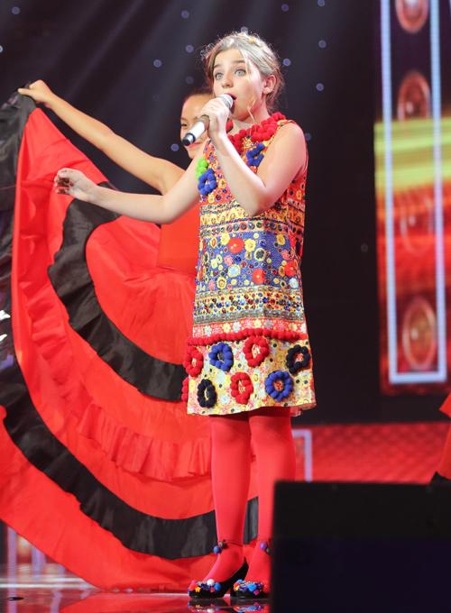 Chung kết giọng hát Việt nhí 2016
