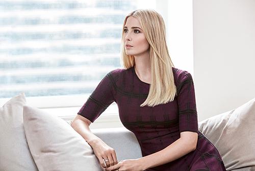 Nhan sắc tựa 'nữ thần' của hai cô con gái Tổng thống Donald Trump