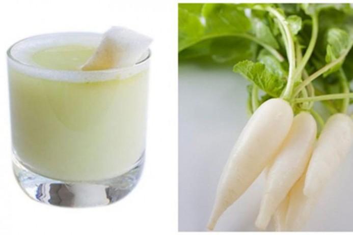 'Tuyệt chiêu' sử dụng củ cải trắng tốt cho sức khỏe
