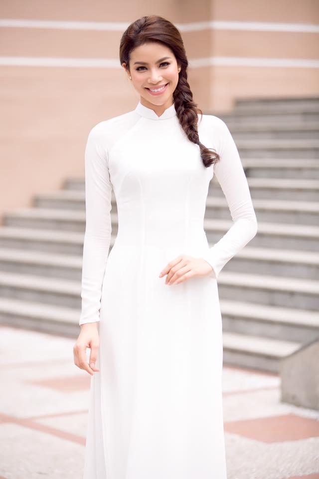 Sao Việt Nào Mặc áo Dài Trắng đẹp Nhất