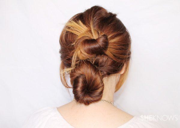 6 kiểu búi tóc thấp dịu dàng nhưng rất cá tính trong mùa thu đông