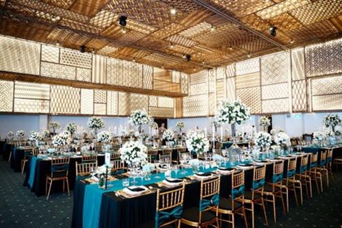 Hé lộ không gian tiệc cưới hoành tráng của đám cưới Trấn Thành - Hari Won