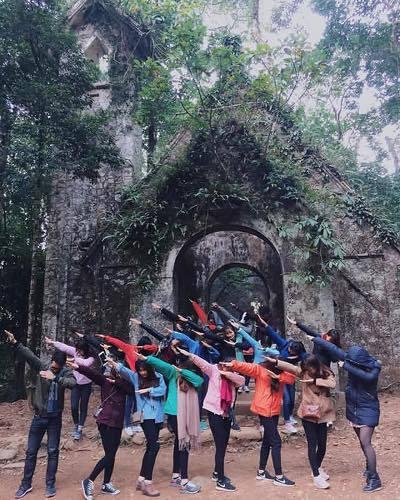 Tết Dương lịch 2017: 5 địa điểm du lịch gần Hà Nội tuyệt đẹp cho giới trẻ