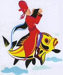 Tết ông Công ông Táo: Cách thả cá chép tiễn Táo quân về trời đúng nhất