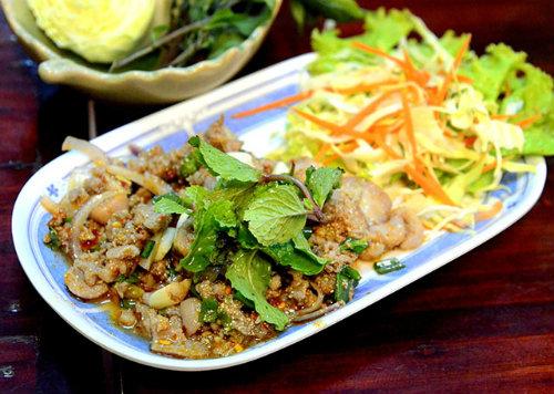 Những món ăn may mắn dịp Tết của các nước châu Á