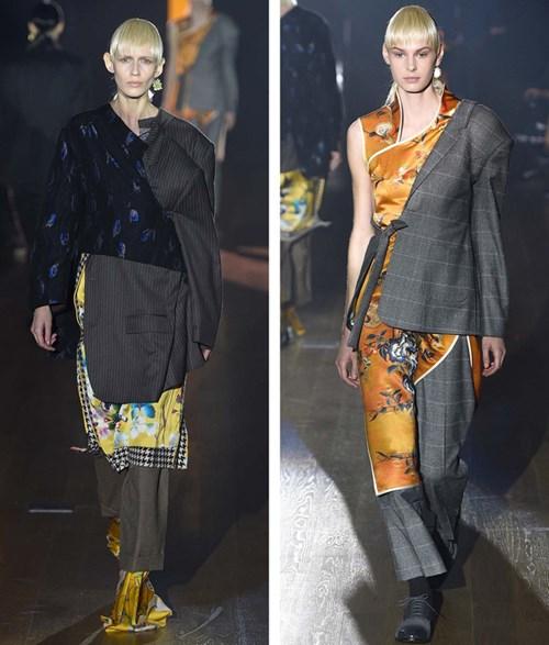 Bất ngờ với thiết kế quốc tế phá cách lấy cảm hứng từ áo dài Việt Nam