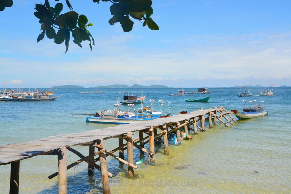Hòn Nghệ Kiên Giang - Nét hoang sơ của biển - ảnh 1